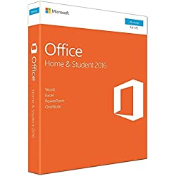 Microsoft Office Home and Student 2016 For 1 Windows PC