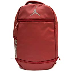 Nike Air Jordan Skyline Weathered Backpack (Black)