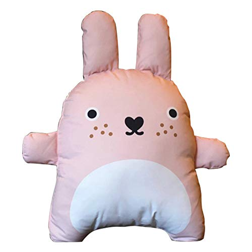 Yvelands Baumwolltuch Cartoon Sofa Kissen können entfernt und gewaschen Werden kreative Geschenke