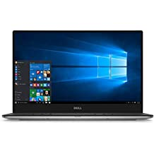 "Dell XPS9360-1718SLV 13.3"" Laptop (7th Gen Intel Core I5, 8GB RAM, 128 GB SSD) Machined Aluminum Display Back & Base In Silver"