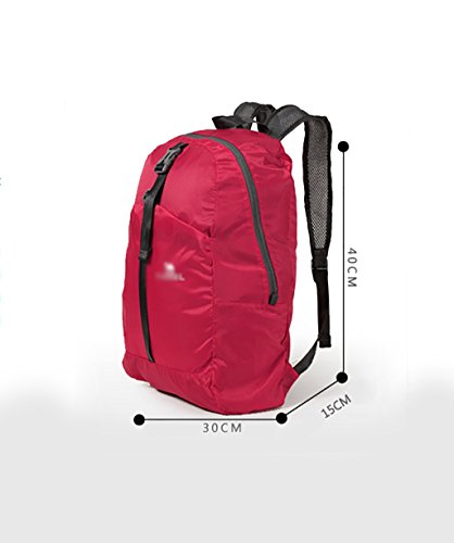 zaino trekking Rampicante esterno Off-road Tracolla 20L Outdoor Leisure Escursionismo Bag (30 * 40 * 15cm) Zaini da escursionismo ( Colore : B , dimensioni : 20L-30*40*15cm ) B