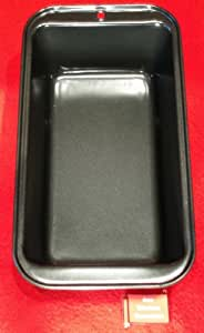 NON-STICK LARGE APPROX 3lb BREAD CAKE TIN (INSIDE MEASUREMENTS)  23.5cm x 13.5cm x 6cm
