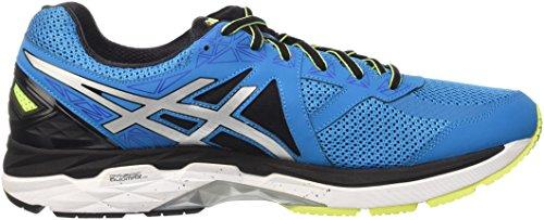 Asics Gt-2000 4 Herren Laufschuhe Blau (Blue Jewel/Black/safety Yellow)