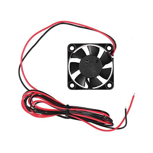aibecy creality 3d 4010/ventilador de refrigeraci/ón Sin escobillas 40/* 40/* 10/mm 24/V DC con Rodamiento de bolas de impresora 3d microondas Panasonic 3/extrusora
