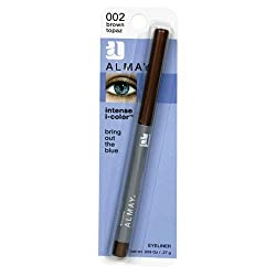Almay Intense I-Color Eyeliner, Brown Topaz