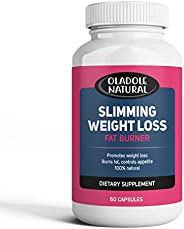 Slimming Weight Loss 100% Natural Aid and Diet Pill for Powerful Fat Burning and Appetite Suppression. Excelle