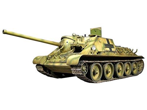Unbekannt 'Mini Tipo 35229-Maqueta de Tanque Caza de su 85con Crew