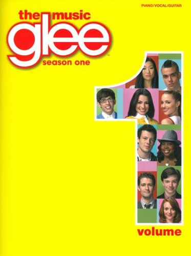 Click for larger image of Glee Season 1: The Music Volume 1 - Song Book