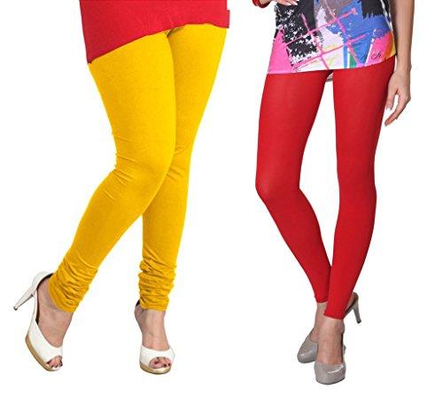 Vill Parko Women's Cotton Legging_VP42-46Y-CR_XXL