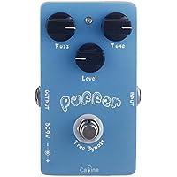 ammoon Caline CP-11 Pedal de Efectos de Guitarra Fuzz Puffer la Aleación de Aluminio True Bypass