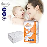 Pro Extra Große Einweg Baby Urin Matte Wasserdicht Atmungsaktiv tragbar Windel Pads Inkontinenz Bett Tabelle besteht Care Pad