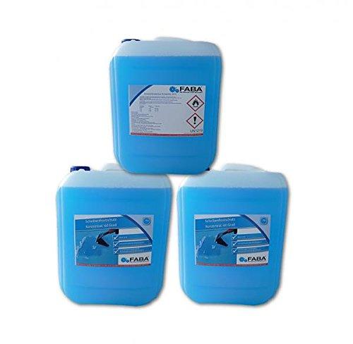 Frostschutz Frostschutzmittel Scheibenfrostschutz -60° 3x10 L in Kanistern