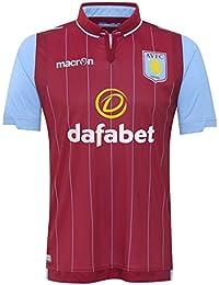 d7354c09e0 Macron Jersey de fútbol Match F.C. Aston Villa ofrecen Premier League