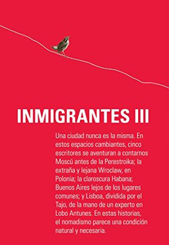 Inmigrantes III por Thomas Sparrow