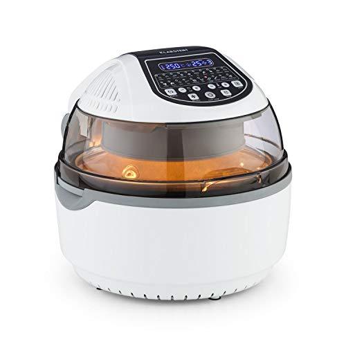 Klarstein VitAir Turbo Smart Friteuse à air chaud • friteuse à air chaud • friteuse • 1400W...