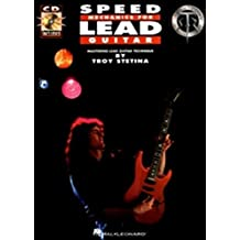 Speed Mechanics For Lead Guitar Tab Book/Cd (Troy Stetina)