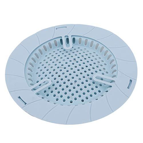 EJY01 EJY Küchenspüle aus Silikon, für Abfluss, für Badezimmer, Dusche, Haar, Colanders, hellgrün, one Size