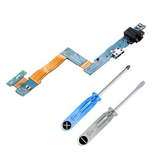 MMOBIEL Dock Connector Ladebuchse Lade Port kompatibel mit Samsung Galaxy Tab A 9.7 SM-T550T555 inkl Flex inkl Werkzeug