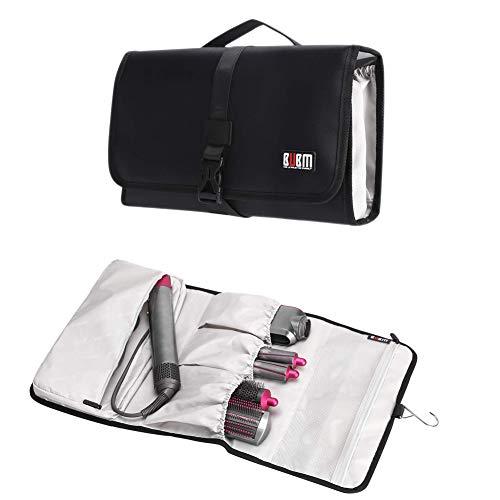 Tragbar Reisetasche Speicherorganisator Hülle für Dyson Airwrap Styler und Zubehör