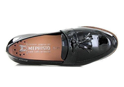 Mephisto Piera 4200 Black, Mocassini donna Nero