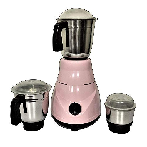 DFS 550W HOTMARK Mixer Grinder with 3 SS Jars (Colors May Vary)(1yr Warranty)