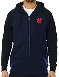 Sweat A Capuche Etnies E-corp Zip Navy/red