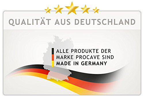 PROCAVE Dinkelkissen – atmungsaktives Kissen mit Dinkel-Spelz – made in Germany - 6