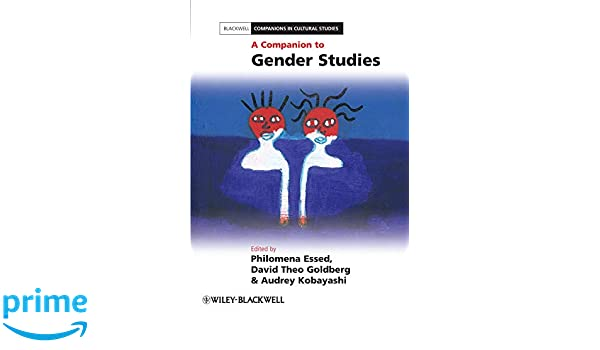 A Companion to Gender Studies (Blackwell Companions in Cultural Studies)