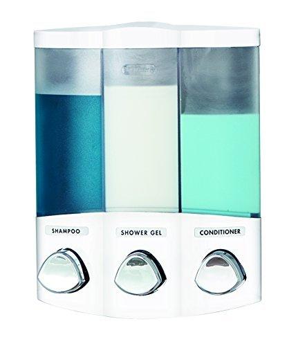 euro-series-trio-three-chamber-soap-and-shower-dispenser-white-by-aviva
