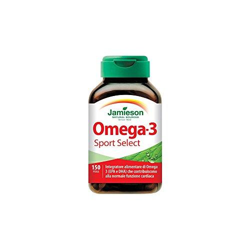 Omega 3 Sport Select - 150 perle - Jamieson