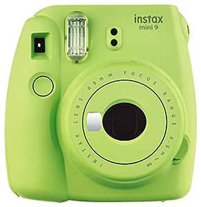 Fujifilm Instax Mini 9 InstantCamera (Lime Green)