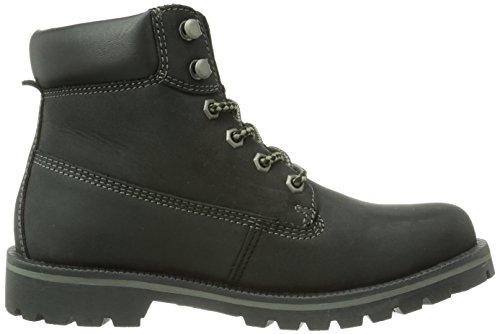 Dockers by Gerli 330811-007001 Damen Desert Boots Schwarz (schwarz  001)