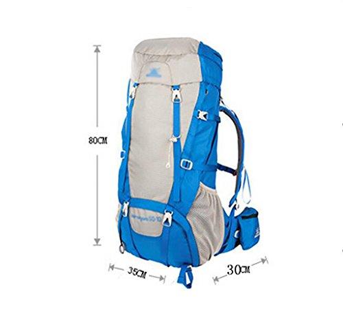 8f874a94ae zaino trekking Zaino arrampicata all'aperto Borsa a tracolla zaino leggero  Sacchetto degli uomini di