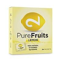 Le DUAL Pure Fruits Lemon est la dernière innovation DUAL, vous offrant du véritable jus de citron sans avoir à peler et à presser des citrons. Fabriqué entièrement à partir d'ingrédients naturels et de véritables fruits, les sachets délicieux et aro...