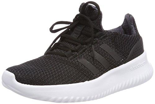 adidas Cloudfoam Ultimate, Zapatillas de Deporte Unisex niño, Negro Core Utility Black 0, 38 2/3 EU