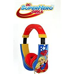 Sakar Auriculares infantiles - SUPERHERO GIRLS