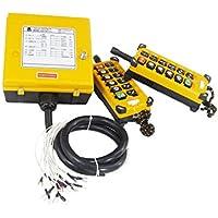 Telecontrol f23-a + + mando a distancia universal Industrial Control inalámbrico para grúa AC