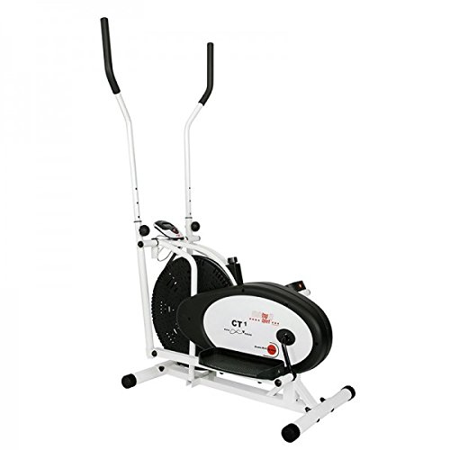 Christopeit Unisex - Adult CT 1 Cross Trainer Black One Size