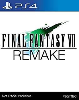 Final Fantasy VII Remake (B00ZG1S816) | Amazon price tracker / tracking, Amazon price history charts, Amazon price watches, Amazon price drop alerts