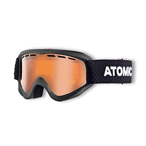 Atomic, Masque de Ski pour Enfants, Pour Luminosité Modérée, Junior Fit, Monture Junior, Savor JR, Noir/Orange, AN5105376