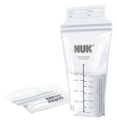 NUK Muttermilchbeutel 10252088 – 25er Set - 2