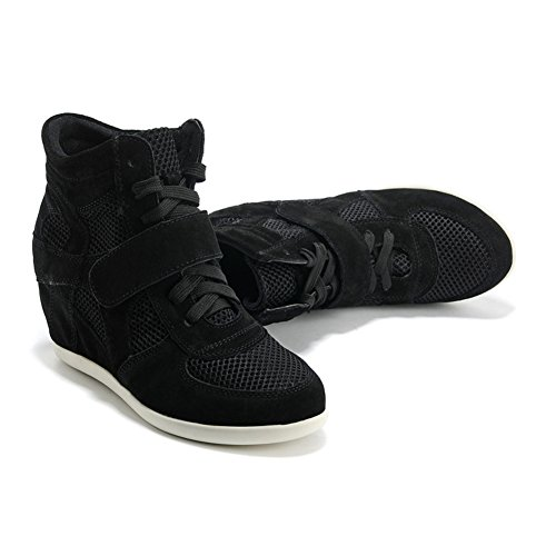 Sneakers nere per donna Jamron Buena Venta Libre Del Envío Ry4zNB