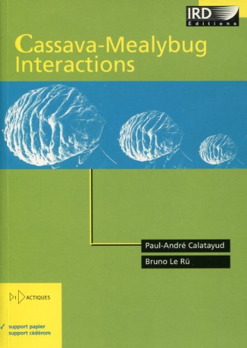 Cassava-Mealybug: Interactions.