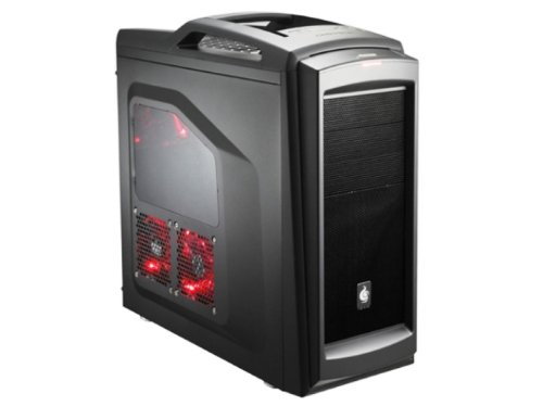 Cooler Master Box PC Storm Scout 2 - Nero
