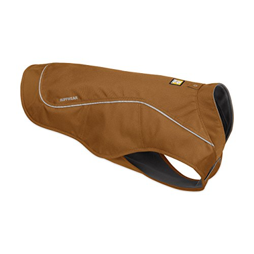 Ruffwear 05202-206S2 K-9 Overcoat Utility Hundemantel, XXS, Trailhead braun (K9 Hundemantel)