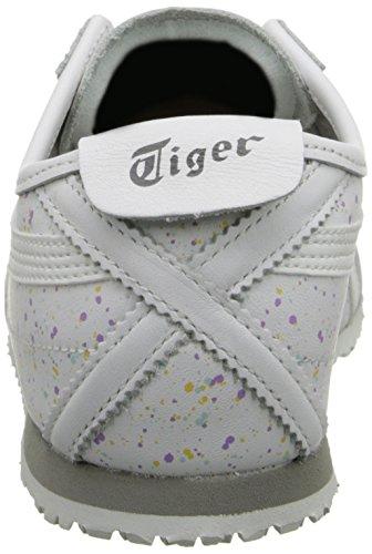 Onitsuka Tiger by Asics Mexico 66 Leder Turnschuhe White/White