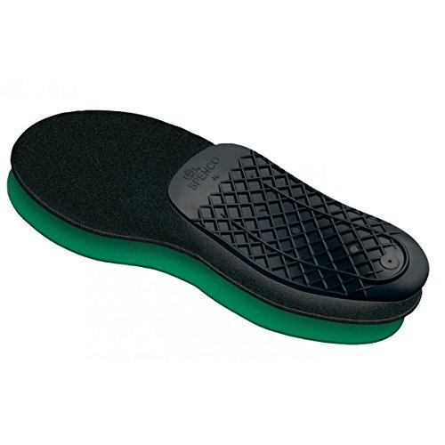 Spenco RX Orthopädische Einlegesohle Arch Support Schuh Einlegesohle einfügen–alle Größen. Grau grau (Arch Einstellbare)