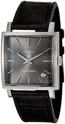 Zenith nuevo Vintage 1965para hombre reloj automático 03–1965–670–91-c591