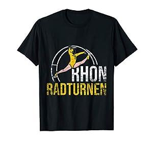 Cooles Rhönradturnen Rhönrad T-Shirt für Rhönradturner