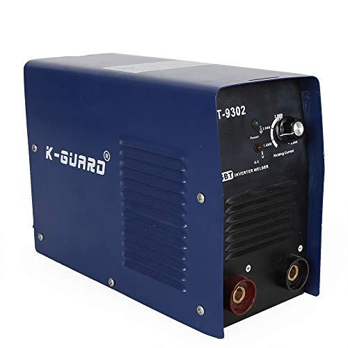 Schweißgerät YUNRUX AT-9302 Elektrodenschweißgerät Profi Elektroden Schweißmaschine Schweißinverter 20A-200A 230V/50Hz